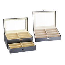 Brillenbox Brillenaufbewahrung Brillenkoffer Case Brillenpräsentation Brillen