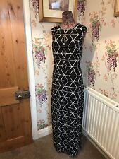 Linea Black Maxi Dress 12