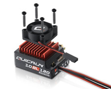 10BL120 Sensored sin escobillas Hobbywing QUICRUN 120A Esc: 1/10/1/12 coches