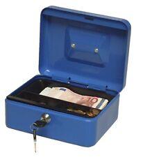 Geld Wert Münz Dokumenten Kassette Tresor Spardose Geldkassette 20x16x9cm, 90020