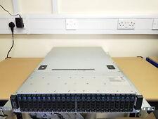 QUANTA S210-X22RQ 2U Server 2x E5-2630L 2Ghz 6 Core 128GB 6x 240GB SSD 10GbE