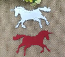Unicorn Horse Metal DIY Cutting Dies Stencil Album Card Paper Embossing Craft