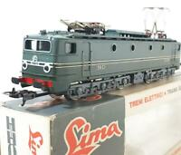 RARE BOXED VINTAGE LIMA 8209 HO - FRENCH SNCF CC7100 ELECTRIC LOCOMOTIVE No.7140