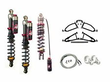 LSR Lone Star DC-4 Long Travel A-Arms Elka Stage 4 Front Rear Shocks Kit YFZ450X