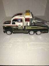 Vintage 1992 Buddy L Voice Command State Highway Patrol Police Wrecker  13.75""