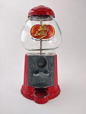 "Jelly Belly Coin Gumball Dispenser Bank 11"" Tall The Original Gourmet Jelly Bean"