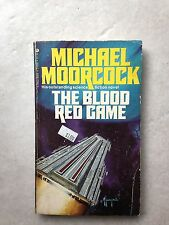 The Blood Red Game by Michael Moorcock (1978 paperback)