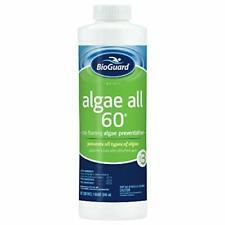 BioGuard Algae All 60 - Quart Non-foaming Algicide Excellent For Use