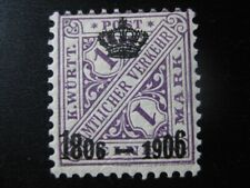 WURTTEMBERG GERMAN STATES Mi. #226 scarce mint stamp! CV $95.00