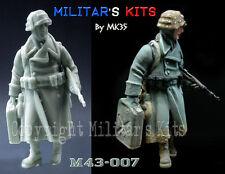 1/43 Figurine MK35 M43-007 militaire allemand à monter et à peindre
