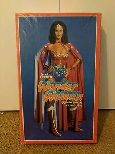 Wonder Woman Lynda Carter puzzle 1978
