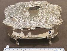 Portagioie argento antico Inglese Birmingham 1906  punzonato -30%