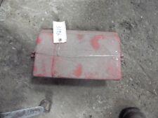 International Harvester M battery box lid  Tag #4615