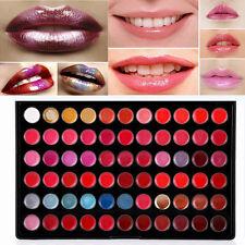 Pro Beauty 66 Color Lip Gloss Palette Moisture Lasting Lipstick  Cosmetic Makeup
