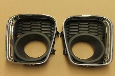 VE SSv SS SV6 Series 2 Fog Driving Light Bezels with Chrome PAIR NEW S2 Lights