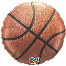 36 Inch Basketball Mylar Balloon - Huge 3 Foot Mylar FoiBalloon Party Decoration