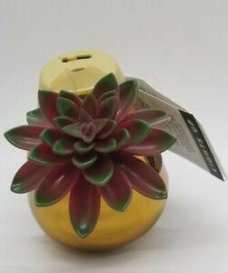 YANKEE CANDLE SCENTPLUG DIFFUSER SWEET SUCCULENT & NIGHT LIGHT NEW TAGS