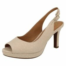 Buckle High Heel (3-4.5 in.) Plus Size Shoes for Women