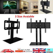 Universal Tabletop TV Stand LCD LED Plasma VESA Mount Bracket Monitor Riser Rack