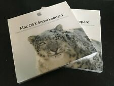 Mac OS X 10.6 Snow Leopard (NEW) Apple MC223R S/A - Upgrade for Leopard
