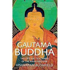 Gautama Buddha: The Life and Teachings of the Awakened  - Paperback NEW Vishvapa