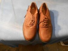 Men's Jeep Brown Leather . Size 8M-Eu41 new
