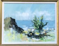 Impressionist - Ocean View - Summer at the Coast - Sweden - Baltic Sea - North