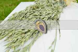 Oat sheaf/bunch - beautiful harvest/ autumn display
