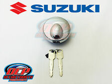 2001 - 2006 NEW GENUINE SUZUKI VL800 C50 VOLUSIA BOULEVARD FUEL GAS CAP W/ KEYS