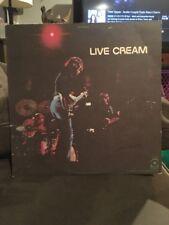 """Cream Live Cream 12""""LP VG+/VG+ 1970 ATCO Records – SD 33-328"""