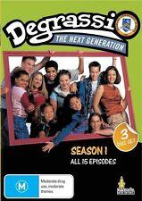 Degrassi - The Next Generation : Season 1 (DVD, 2010, 3-Disc Set)