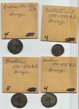 New Listing#4 Nice interesting Ancient Roman Coins U I D No Reserve
