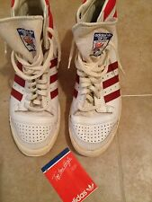 Men's Vintage Deadstock Adidas Top 10 Size 9.5 Made In France New