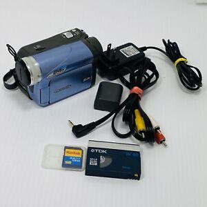 Panasonic PV-GS19 MiniDV Camcorder Video Camera Transfer Mini DV Video W Tapes