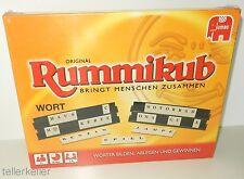Jumbo Original Rummikub Wort NEU 7 Jahre 2-4 Spieler