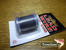 SOFT ROUND LEAD WIRE SIZE .015 - STANDARD SPOOL - NEW FLY TYING THREADS