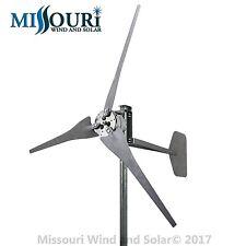 DC output Confederate 3 blade 700 watt 12 volt wind turbine Ultimate Tracking