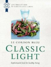 Le Cordon Bleu: Classic Light (Le Cordon Bleu Classics) Hardback Book The Cheap