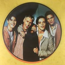 Bad Boys Inc Love Here I Come - PICTURE DISC Collectors Wallet - 580-772-7 Ex