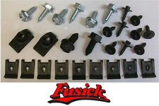 1971 Olds Cutlass 442 Vista Cruiser F-85 Grille Mounting Screw Kit 71 Grill