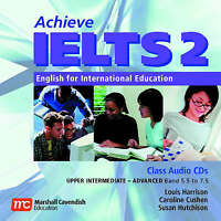 Achieve IELTS 2 - Class Audio CDs by Harrison, Louis (Department of Radiation On