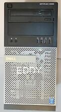 Dell Optiplex 9020 MT I7 Vpro ,16 GB/ 256 SSD / 2TB / W10P 64 / Office Pro Neuf
