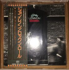 JOHN LENNON - Rock 'N' Roll 🇯🇵 W/OBI!!