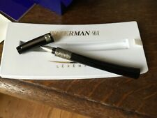 Waterman Serenite Rollerball Pen Black New In Box