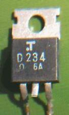 TOSHIBA 2SD234 TO-220 TRANSISTOR | BJT | NPN | 50V VBRCEO