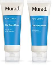2 Murad CLARIFYING MASK  Acne Control & Treatment total  2oz / 60 mL - NEW