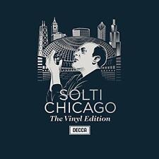 Georg Solti - Solti - Chicago The Vinyl Edition (NEW 6 VINYL LP)
