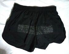 adidas Supernova split shorts track & field running marathon Medium Black S94399