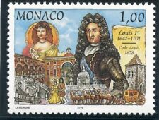 STAMP / TIMBRE DE MONACO N°  2113 ** DYNASTIE DES GRIMALDI / LOUIS 1°