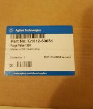Agilent Purge Valve PART NUMBER  G1312-60061 HPLC 1260